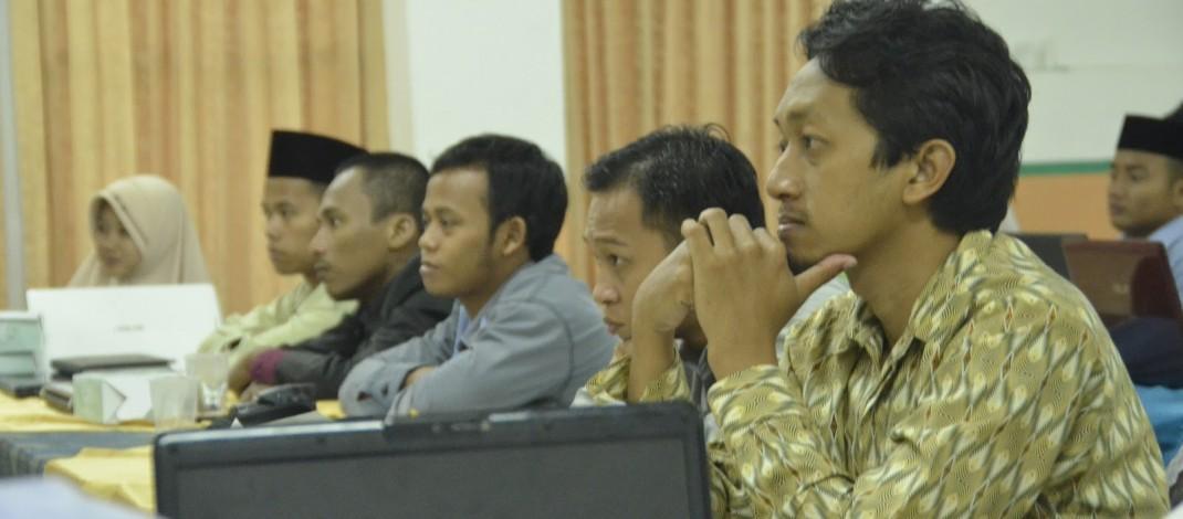 Al-Ishlah Ikuti Pelatihan Optimalisasi Website dan Media Sosial Pesantren di Darunnajah Jakarta