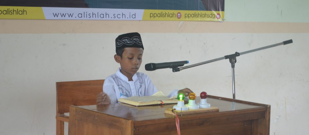 Bakat-Bakat Muda Unjuk Gigi pada Lomba MTQ Cabang Tilawatul Qur'an