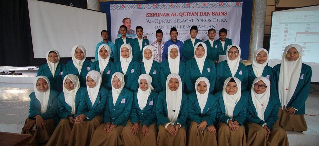Penerimaan Mahasiswa Baru STIQSI 2018