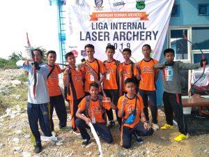 Al-Ishlah Archers Community berkompetisi dalam Even Panahan Pelajar 2019