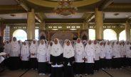 LATIHAN JADI PRESIDEN DI AL-ISHLAH (Pelantikan Pengurus OPPI 2020)